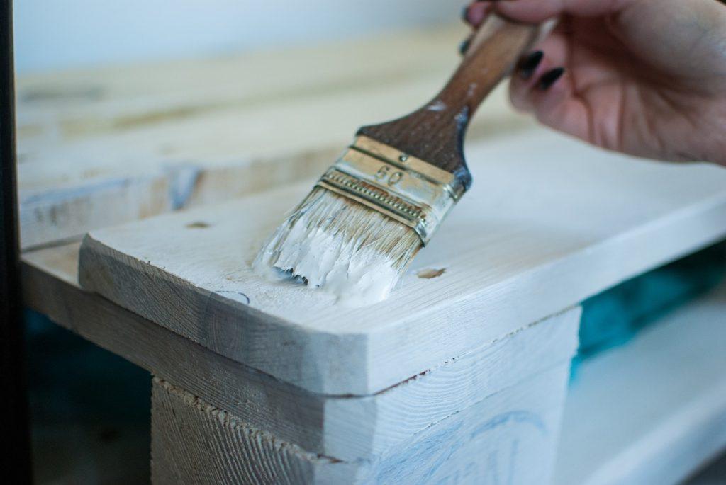 ペンキ diy 外壁 塗装